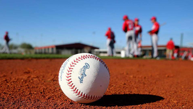 INDIANS VS. REDS LINEUPS FOR CACTUS LEAGUE OPENER