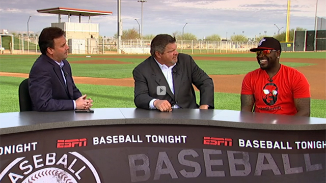 BRANDON PHILLIPS TALKS REDS' BASEBALL