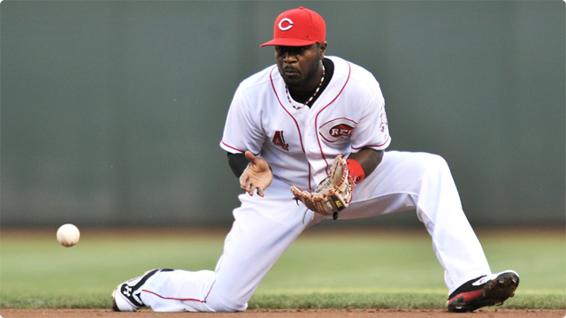 Brandon Phillips Spoils 'Game of Thrones'