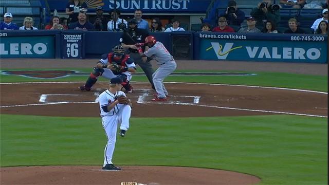 Phillips' Bases-Loaded Single