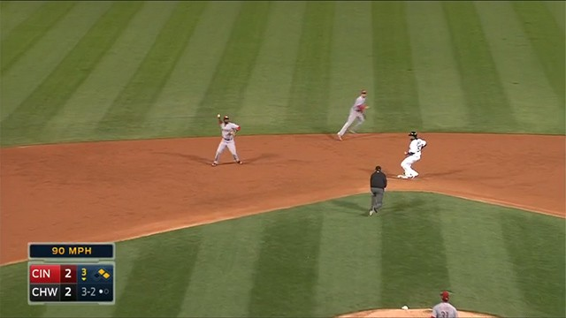 Phillips' Great Play