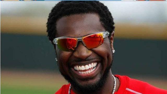 Are you ready to join Brandon Phillips' 2016 All-Swag Team?