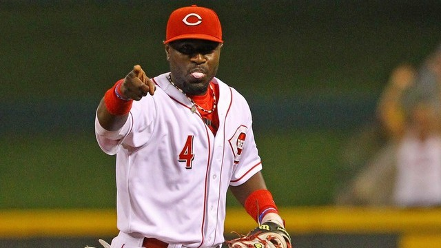The Red Report 2016 – Brandon Phillips